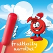 FRUITLOLLY AARDBEI HOPSA