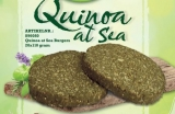 QUINOA AT SEA BURGERS