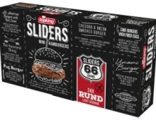 MINI HAMBURGERS SLIDERS 66 RUND