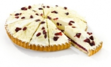 BERRY & WHITE CHOCOLATE PIE A239C12