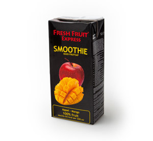 SMOOTHIE BASIS FRUITSAP APPEL MANGO
