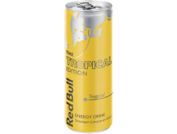RED BULL TROPICAL EDITION BLIK