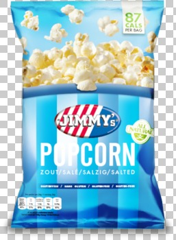 POPCORN MINIBAG ZOUT