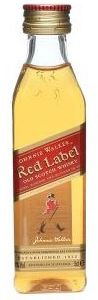 WHISKEY RED LABEL MINI